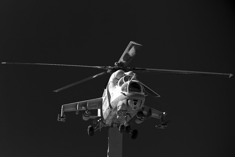 Rotary wing legend.